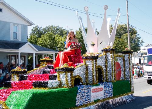 Grand Parade   Murphysboro Apple Festival